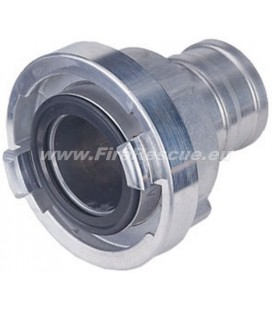 STORZ SUCTION COUPLING 110-A / Ø100 NOZZLE STAINLESS STELL