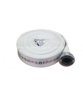 KORANA FIREFIGHTING PRESSURE HOSE 25-D WITHOUT COUPLINGS