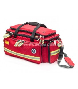ELITE BAGS EMERGENCY BAG CRITICAL'S - RED