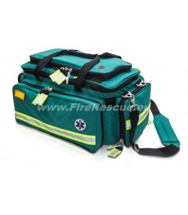 ELITE BAGS EMERGENCY BAG CRITICAL'S - GREEN