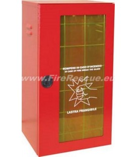 FIRE EXTINGUISHER EASY CABINET 4-6 KG/L WITH CLOSING PIN