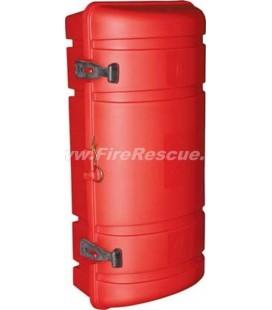 FIRE EXTINGUISHER PVC CABINET 6 KG/L - DIA 160 MM