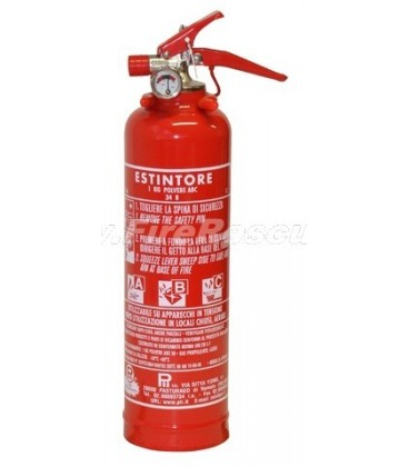 PII FIRE EXTINGUISHER ABC POWDER 1 KG