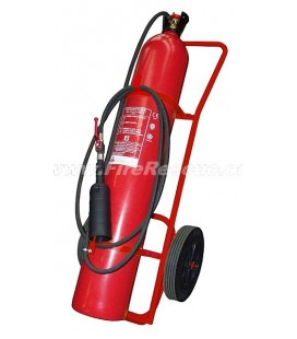 PII FIRE EXTINGUISHER CARBON DIOXIDE (CO2) 50 KG