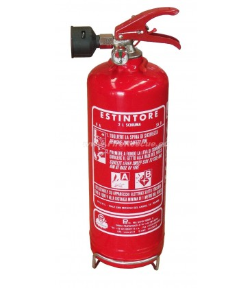 PII FIRE EXTINGUISHER FOAM PREMIX MG30 2 L - TO -30°C