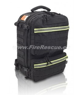 ELITE BAGS EMERGENCY BACKPACK PARAMED'S - BLACK