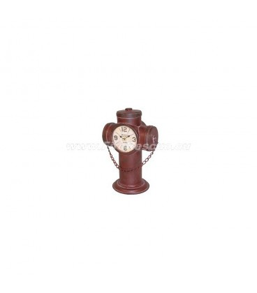 TABLE CLOCK HYDRANT