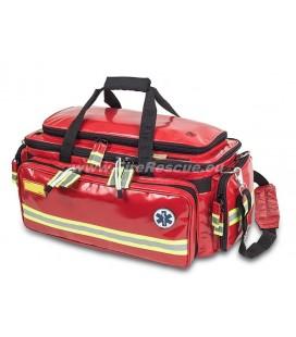 ELITE BAGS EMERGENCY NOTFALLTASCHE CRITICAL'S TARPAULIN - ROT