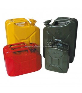 METAL PETROL CANISTER 20 L